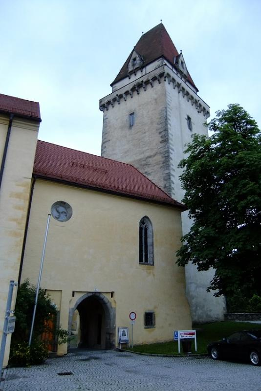 VSU-JČ, Josef Pepíno Balek, Freistadt, Rakousko